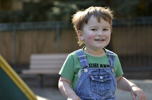 kid with Asperger Syndrome